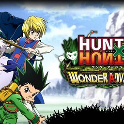 Hunter x Hunter Wonder Adventure [PPSSPP] ISO Download for Android - anything4free.org