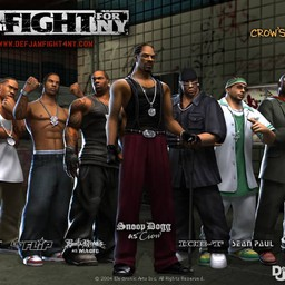 Def Jam Fight For NY The Takeover Download [PPSSPP] APK for Android - anything4free.org