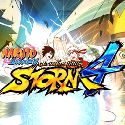 Naruto Shippuden Ultimate Ninja Storm 4 PPSSPP + Best Settings Android - anything4free.org