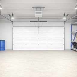 Inside and Outside Garage Paint Ideas