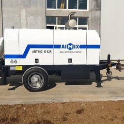 The Advantages Of The Stationary Concrete Pump