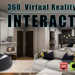 Interactive 360 Virtual Reality Tours walkthrough & Mobile App Development - (Unity3D, Android, iOS) Mesquite, Nevada