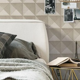 Why Not Go For Eco-Friendly Dark Grey Wallpaper?
