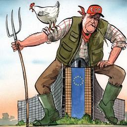 Assalto contadino alla BCE