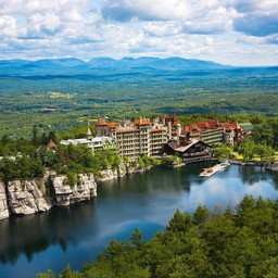 Enjoy The True Luxury At Mohonk Mountain House