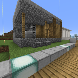 Smithing table and Fletching table in Minecraft 2021