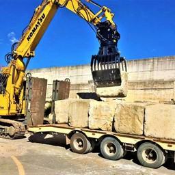 Demolition & Sorting Grab