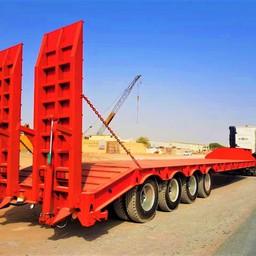 80 Ton, Lowbed