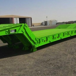 120 Ton, Lowbed