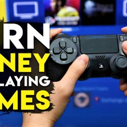 Make Money by Playing Games.