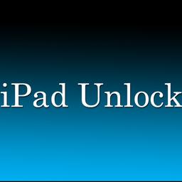 iPad Unlock