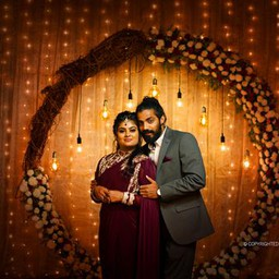 SOUTH INDIAN POST WEDDING STORY