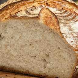 You know, I started learning how to bake Sourdough Bread!
