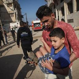 Netanyahu va a bombardear Gaza para salvarse