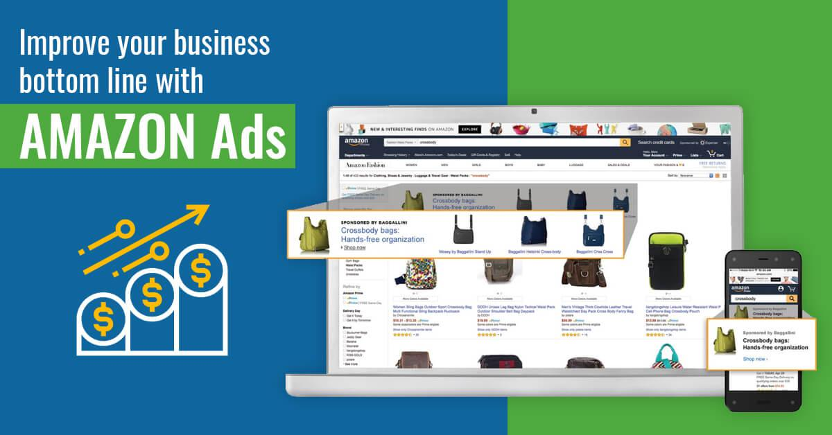 Improve Search Rankings and Boost Conversions with Amazon Ads