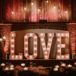 Make your Event Outshine Any Other with Marquee Letters