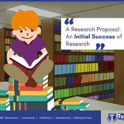 A Research Proposal: An Initial Success of Your Research